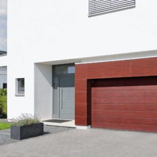 Segmentiniai garažo vartai RenoMatic 2014